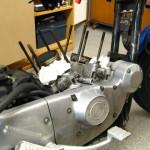 スポーツスターのエンジン組みました
