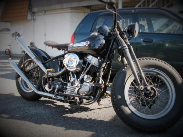 Harley PANHEAD2