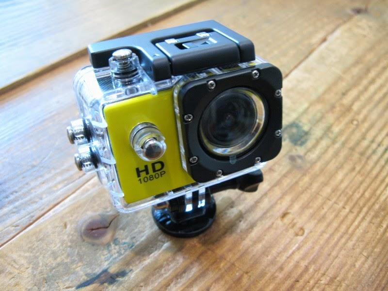 アクションカメラ sj4000