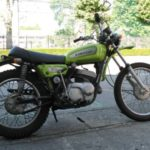 Kawasaki 350TR