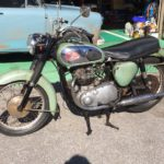 BSA A7 Shooting Star