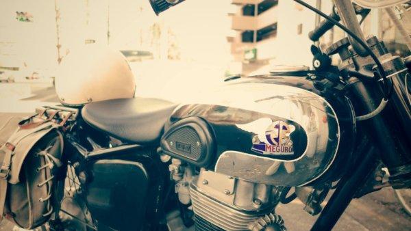 カワサキ メグロ 250