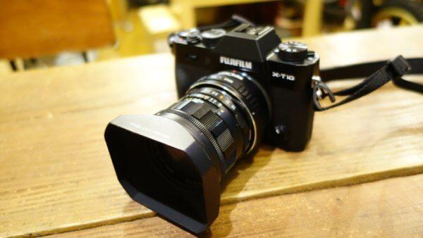フジフィルム X-T10
