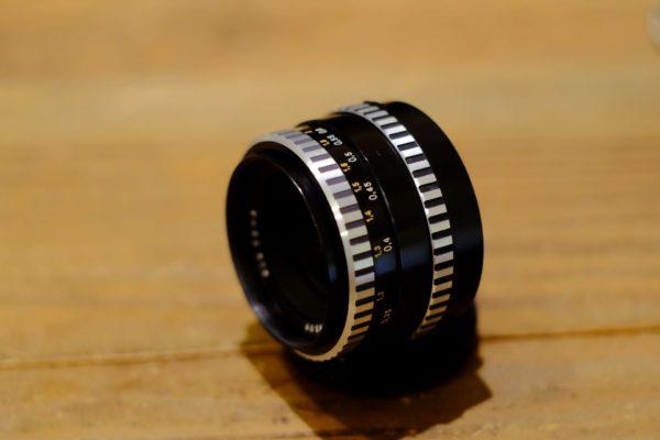aus JENA Pancolar 50mm F1.8