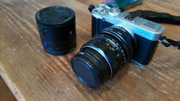 PixelMaster Camera お試し