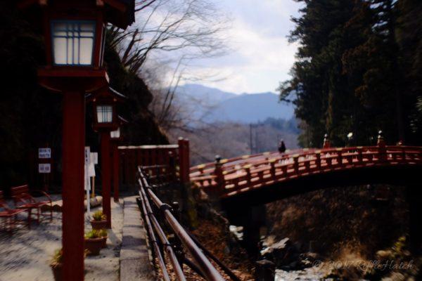 世界遺産 神橋-2