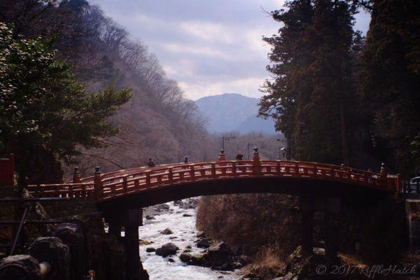 世界遺産 神橋