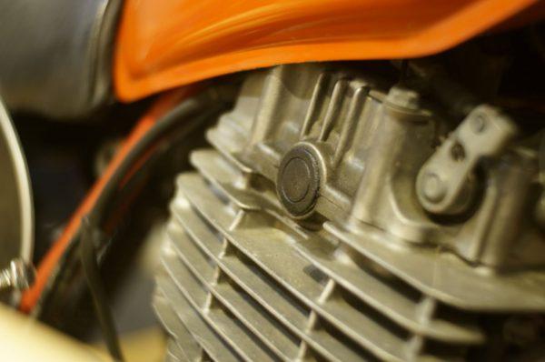 NEX-6でエンジン