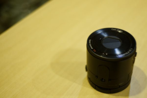 NEX-6でカメラ