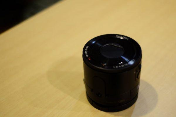 X-A1でカメラ