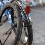 自転車のパンク修理とXLチョイ乗り