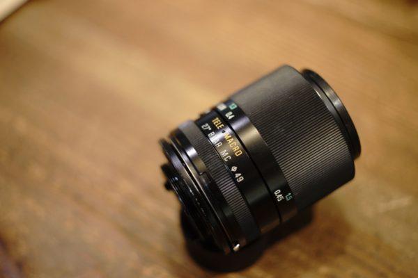 Tamron SP90mm F2.5 [Model 52B] -1