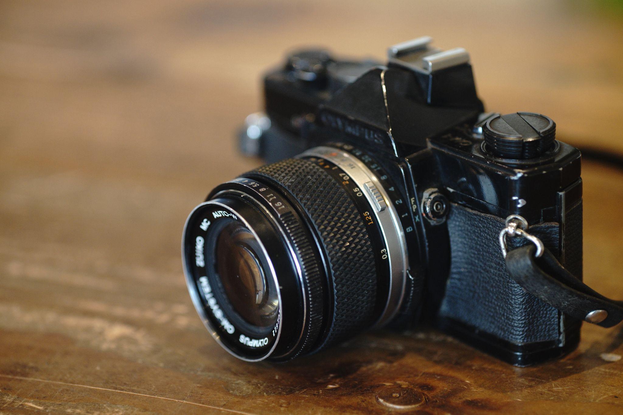 Olympus Zuiko 28mm F2