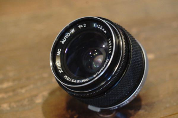 Olympus Zuiko 28mm F2 -1