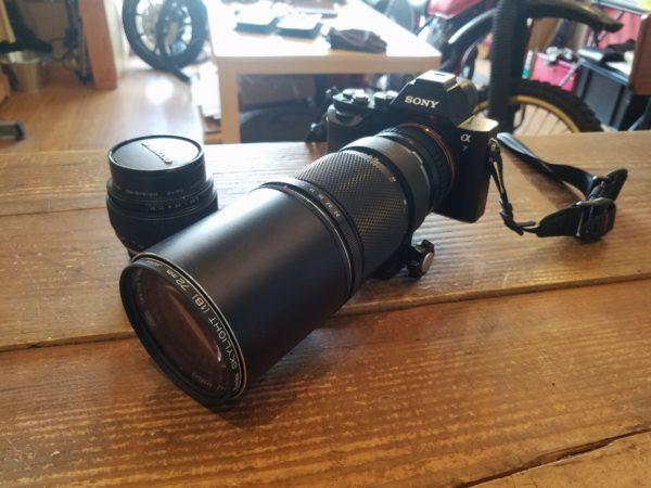 Zuiko Auto-t 300mm f4.5