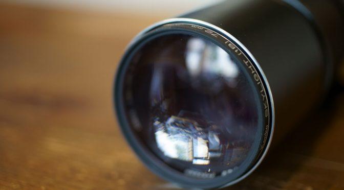 Zuiko Auto-t 300mm f4.5 GET!!