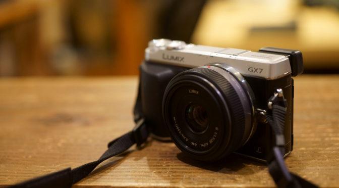 ルミックス G 20mm / F1.7 をゲット