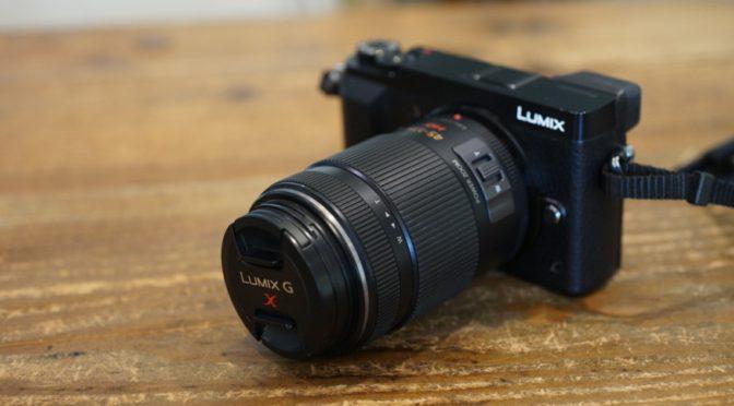 LUMIX G X VARIO PZ 45-175mm F4.0-5.6 GET!!