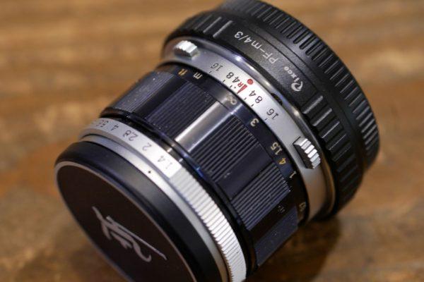 Zuiko 40mm 1.4