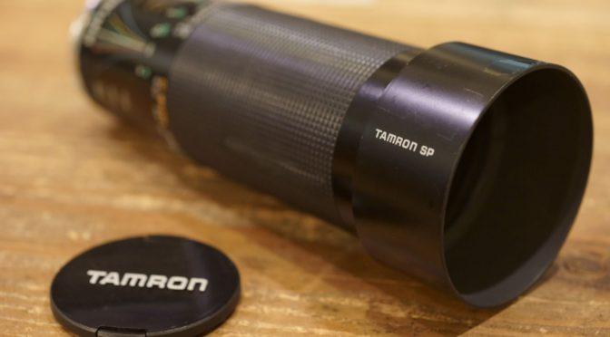Tamron SP 70-210mm F3.5 19AH GET!!