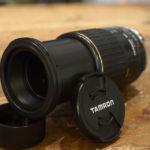 Tamron 90mm F2.8 MACRO 1:1 72B をGET