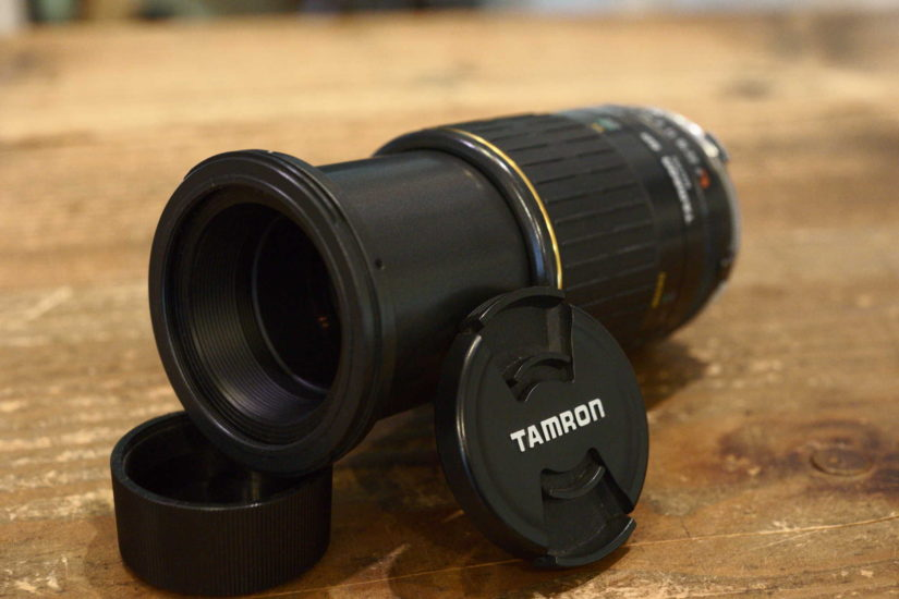 Tamron 90mm F2.8 MACRO 1:1 72B