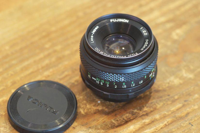 FUJINON 55mm f2.2