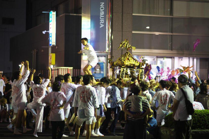 om90 & 宇都宮宮祭り - 10