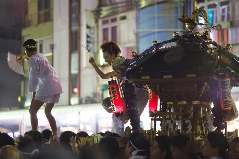 om90 & 宇都宮宮祭り - 11