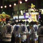 OM90マクロで宮祭り