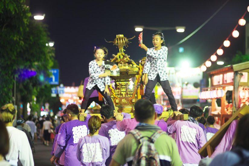 om90 & 宇都宮宮祭り - 17