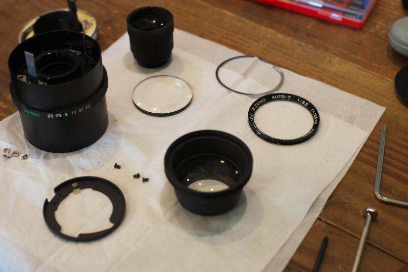 OM-system E.Zuiko 135mm F3.5