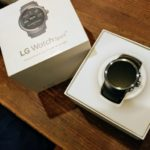 結局 Wear OS by Google を買う LG Watch Sport編